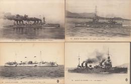 Lot De 26 CPA Marine De Guerre    ///  Ref.  Avril. 21 // - Guerre
