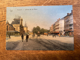 Namur Belgien Place De La Gare - Namur
