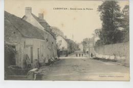 CARENTAN - Entrée Route De Périers - Carentan