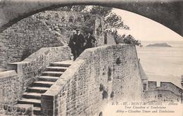 50-LE MONT SAINT MICHEL-N°T5025-D/0337 - Le Mont Saint Michel