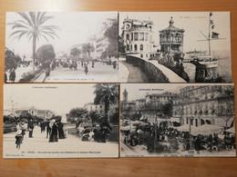 Lot De Plus De 3300cpa+18carnets De France - 500 Postkaarten Min.