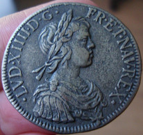 """Collection BP """"Le Trésor Des Rois De France"""" N° 19 - Louis XIV – Ecu 1643 - Professionals / Firms"""