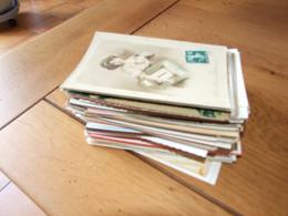 COLLECTION EN LOT DE 170 CARTES POSTALES FANTAISIE ANCIENNES BONNE ANNEE JOYEUX NOEL ET CARTES BONNE ANNEE GRAND MODELES - 100 - 499 Postcards