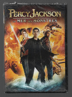 DVD   Percy Jackson La Mer Des Monstres - Fantasy