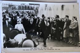 PHOTO THÉ FESTIVAL OF BRITAIN 1951 - Zonder Classificatie