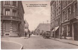 BESANCON -  Avenue Fontaine-Argent. Edition CLB, N° 79. Non Circulée. TB état. - Besancon
