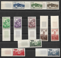COMORES - N°1/11 (Tous Bord De Feuille) Série Complète Neuf**- SUP - Unused Stamps