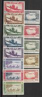 COTE D'IVOIRE - PA N°1/6 + 10/17 Série Complète Neuf */**- TTB/SUP - Unused Stamps