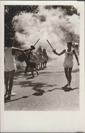 Greece Postcard 1964 The Olympic Flame Is Enroute To Tokyo 1964 Olympic Host - Mint  (G129-22) - Summer 1964: Tokyo