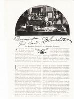 Comment Blanchette /  Article,  Pris D`un Magazine / 1910/1911 - Unclassified