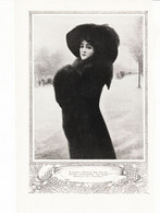 Une Parisienne D`aujourd`hui /  Article,  Pris D`un Magazine / 1910/1911 - Unclassified