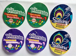 Fruit Label Sticker Etichette Etiquette Etiquetas Adhesive - Frutas Y Legumbres