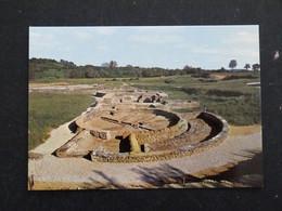 SAINT PERE SOUS VEZELAY - YONNE - LES FONTAINES SALEES RUINES DES THERMES ROMAINS - Autres Communes