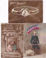 LOT/////067..........20 CPA PATRIOTIQUES - 5 - 99 Postcards