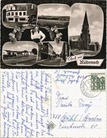 Rübenach-Koblenz Mehrbild-AK Mit Rasthaus, Kirche, Dorfansichten Rübenach 1967 - Koblenz