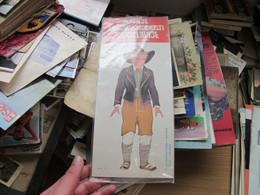 National Costumes Cardboard Doll  Yugoslavia Nosnje Naroda Juguslavije  Slovenija Unpacked - Non Classificati