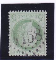 Cérès N° 53 ,GC4158:VERSAILLES,   Cote 10 (  2104/246) - 1871-1875 Ceres
