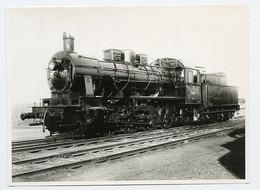 Train à Situer Identifier Type 81 état Belge Id Dos Sncb Cinéphoto Bruxelles - Trenes
