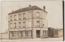 4221 LE PLESSIS BELLEVILLE - Hotel De La Bonne Rencontre - Ancienne Maison NICOLAS Successeur LEPAGE - Vue RARE - Otros Municipios