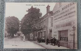 77 TRILPORT - Avenue De La Gare Hôtel Moderne - Other Municipalities