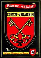 Blason Adhésif , Villes Et Provinces De France , COMTAT-VENAISSIN , * M 20 01 - Unclassified
