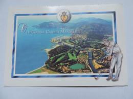 GOLF OLD COURSE CANNES MANDELIEU  B0453 - Cannes