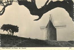 Editions D'art ROBY , 13 , FONTVIEILLE , Moulin De Daudet , * M 25 48 - Fontvieille