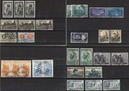 ITALIA 1951 - 1952 - Selezione Di Usati  (946) - 1946-60: Used