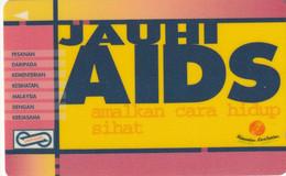MALASIA. Aids - Cara Hidup Malay. 1994. 40000 Ex. 68MSAD. (053) - Maleisië