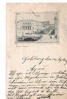 17 04 F//  GOTEBORG     BORSEN 1900 - Svezia