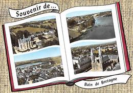 Souvenir De BAIN DE BRETAGNE - Très Bon état - Other Municipalities