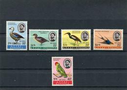 ETHIOPIA 1967 BIRDS MNH. - Etiopía
