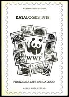 """Catalogue Thématique """"World Wildlife Fund"""" - 1988 - NL. - Other"""