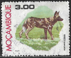 Mocambique – 1976 Fauna 3.00 Used Stamp - Mozambique