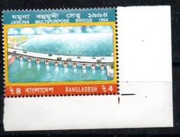 Bangla Desh 484 Mnh ** Brücke Bridge Jamuna - Bangladesh