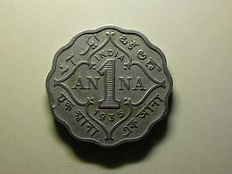 British India 1 Anna 1935 - Kolonies