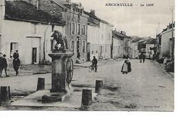 55 - ANCERVILLE - Le Lion  (Rue Animée) - Other Municipalities
