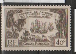 GUYANE       N°  YVERT   137   NEUF SANS  CHARNIERES    ( NSCH  3/22 ) - Unused Stamps