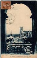 31oz 1406 CPA - MEAUX - VUE PRISE DE L'HOTEL DE VILLE - Meaux