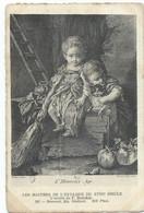 Arts > Peintures & Tableaux Les Maitres De L' Estampe Au XVIIIeme L' Heureux Age  Oeuvre  De Boucher - Pittura & Quadri