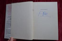 Signed Maurice Herzog Annapurna Rare In English Himalaya Mountaineering Escalade Alpinisme - Unclassified