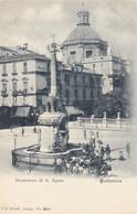 CATANIA-MONASTERO DI SANT'AGATA- CARTOLINA NON VIAGGIATA -1900-1904 - Catania