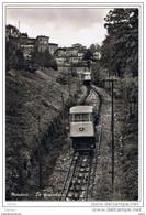 MONDOVI' (CN):  LA  FUNICOLARE  -  FOTO  -  FG - Funicular Railway