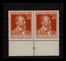 KONTROLLRAT 1947 Nr 963 Postfrisch (403446) - American,British And Russian Zone