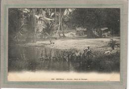 CPA - GUINEE (Sénégal) - Aspect Du Bord Du Marigot En 1900 - Senegal
