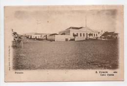 - CPA CABO VERDE (CAP VERT) - Palacio S. Vicente 1906 - Auty Series 4056 - - Cap Verde