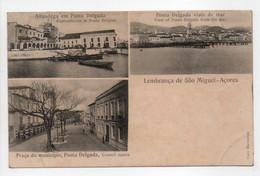 - CPA ACORES (Portugal) - Lembrança De Sao Miguel 1905 - Ponta Delgada - - Açores