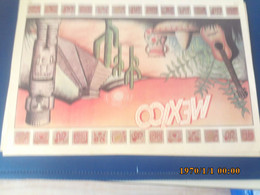 SET TABLE PUBLICITAIRE  EN PAPIER  MEXICO - Company Logo Napkins