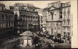 CPA Napoli Neapel Campania, Piazza S. Ferdinando - Sonstige