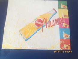 SET TABLE PUBLICITAIRE  SINALCO FRUITILLE ENCORE PLUS - Company Logo Napkins